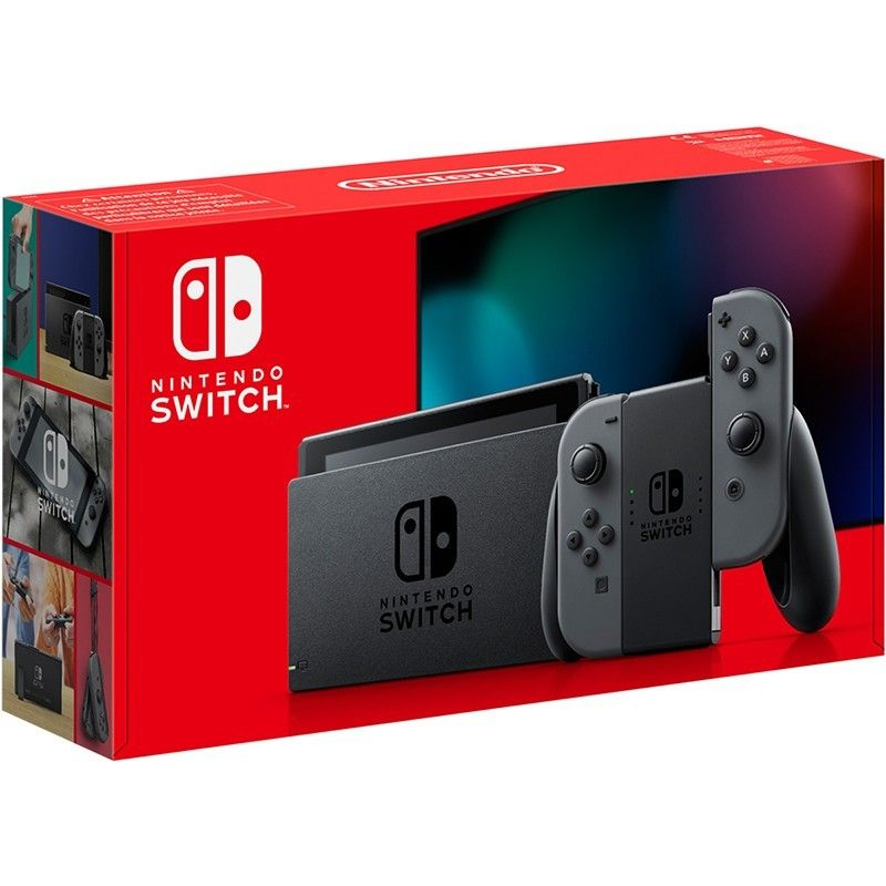 Nintendo Switch Gris 2019