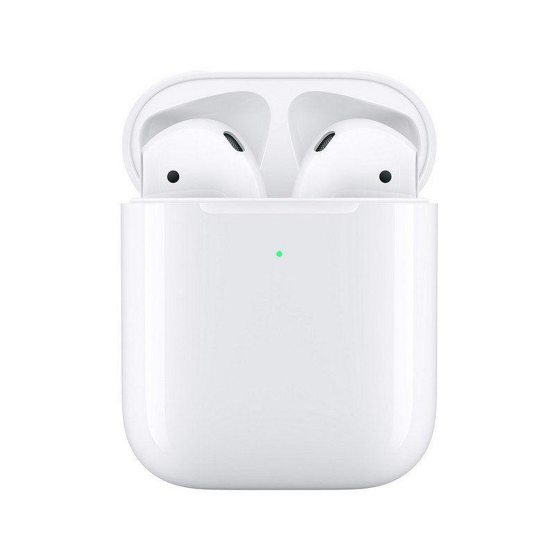 Apple AirPods con Estuche de Carga Inalámbrica Blancos