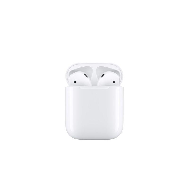 Apple AirPods Inalámbricos con Estuche de Carga Lightning Blancos