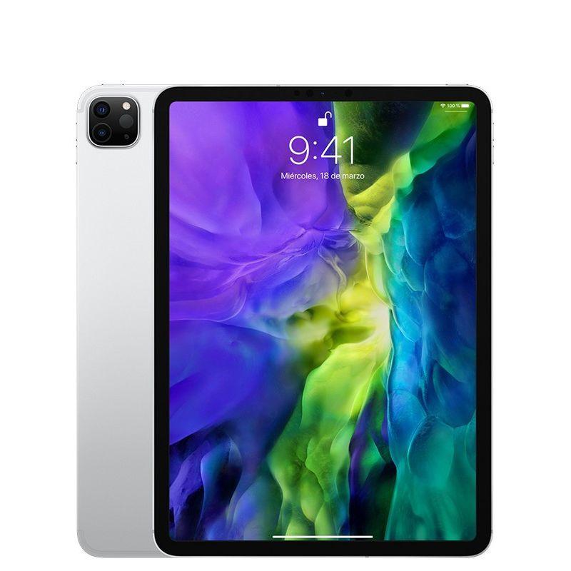 "iPad Pro 2020 11"" 1TB Wifi+Cell Plateado"