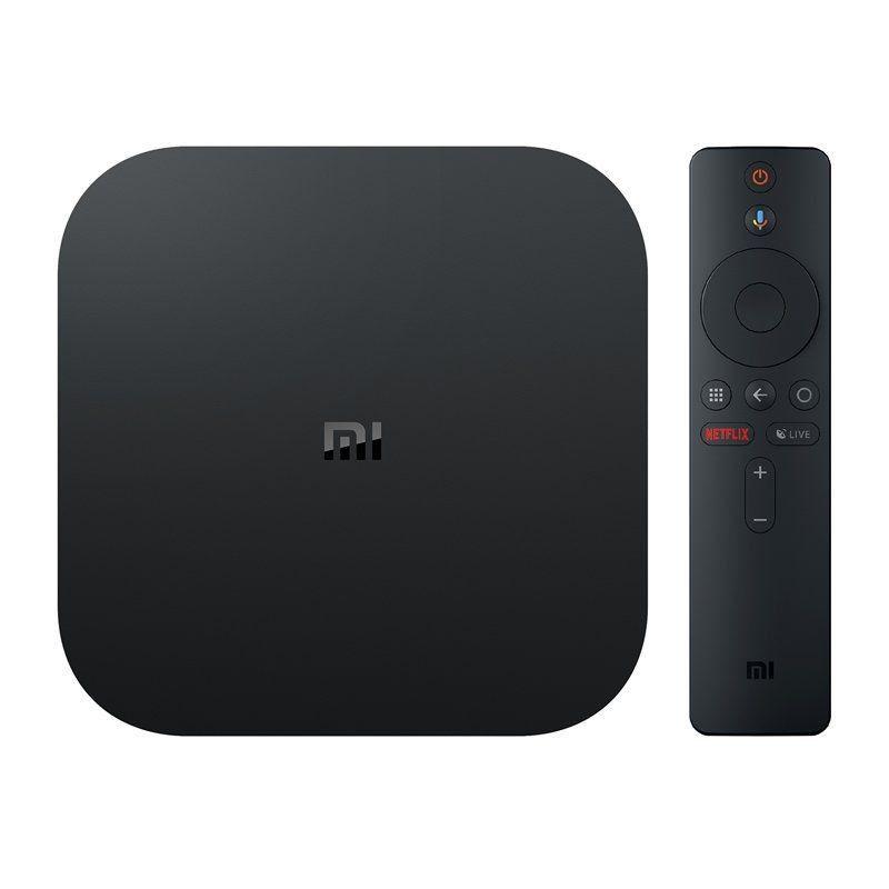 Xiaomi Mi TV Box S 4K Negro