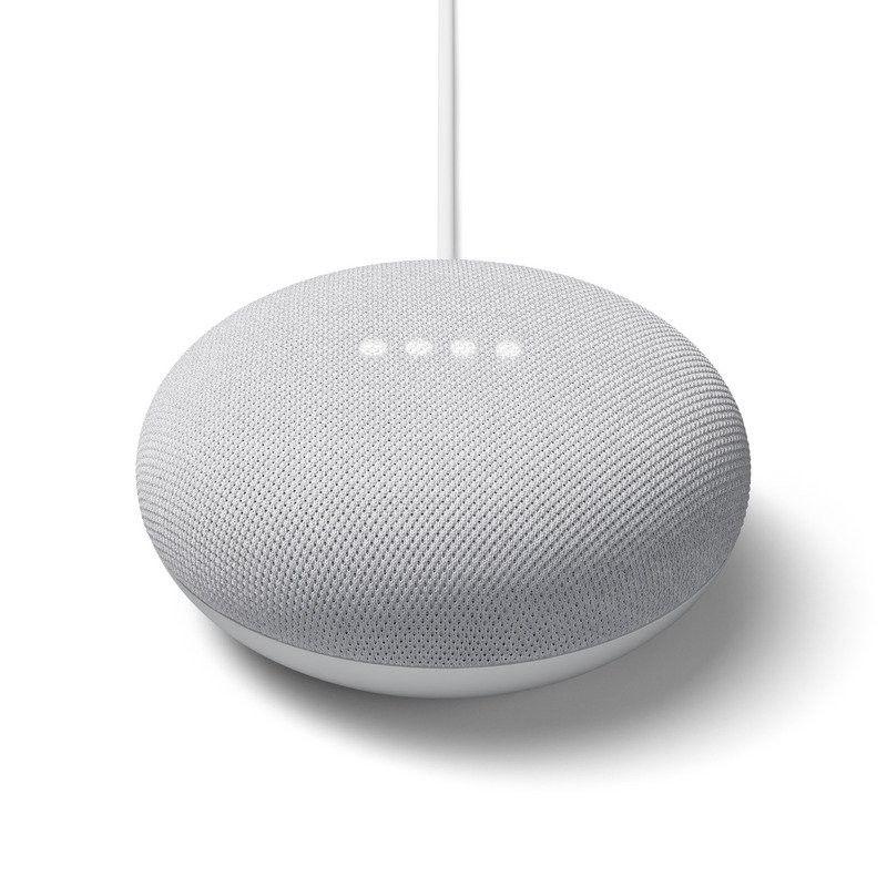 Altavoz Inteligente Google Nest Mini Asistente Tiza