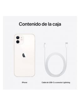 iPhone 12 Mini 64GB Blanco Libre
