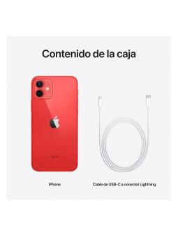 iPhone 12 Mini 128GB (PRODUCT) Rojo Libre