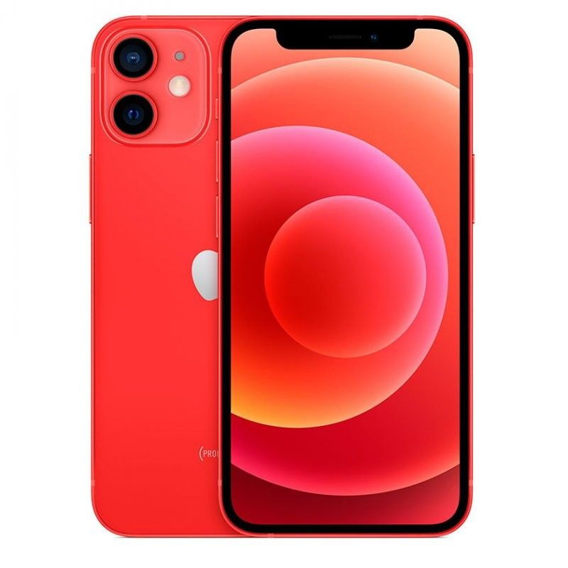 iPhone 12 Mini 256GB (PRODUCT) Rojo Libre