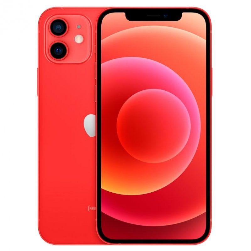 iPhone 12 64GB (PRODUCT) Rojo Libre