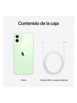 iPhone 12 128GB Verde Libre