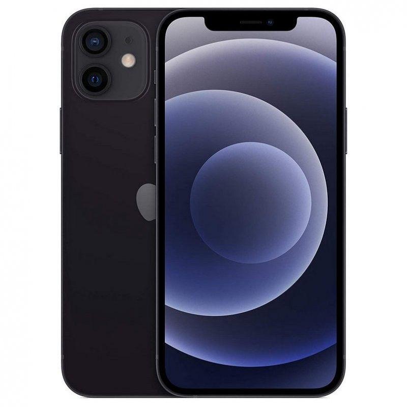 iPhone 12 256GB Negro Libre