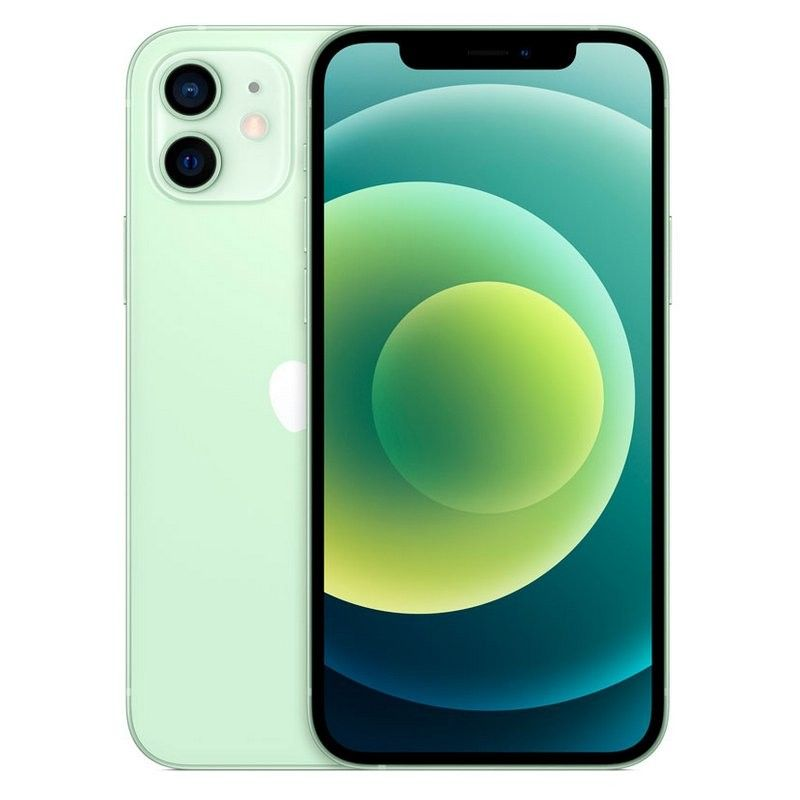 iPhone 12 256GB Verde Libre