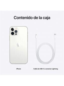 iPhone 12 Pro 128GB Plata Libre