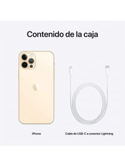 iPhone 12 Pro 512GB Oro Libre