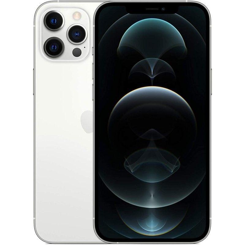 iPhone 12 Pro Max 128GB Plata Libre