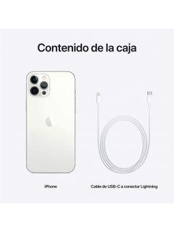 iPhone 12 Pro Max 256GB Plata Libre