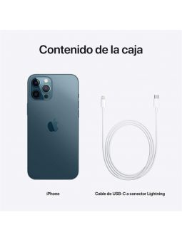 iPhone 12 Pro Max 512GB Azul Pacífico Libre