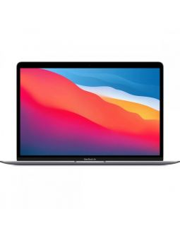 "MacBook Air Chip M1 8GB 256GB SSD GPU Hepta Core 13.3"" Gris Espacial"