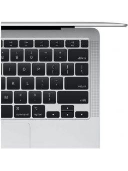 "MacBook Air Chip M1 8GB 512GB SSD GPU Octa Core 13.3"" Plata"