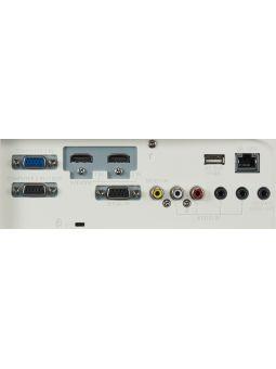 Panasonic PT-VZ580 5000 lúmenes ANSI LCD WUXGA (1920x1200) Incluye Óptica Blanco