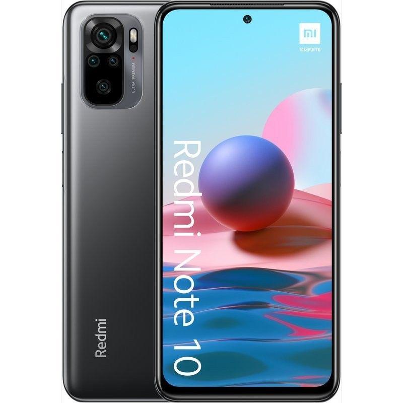 Xiaomi Redmi Note 10 128GB Gris Ónix Libre