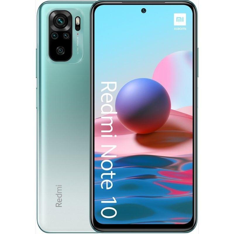 Xiaomi Redmi Note 10 128GB Verde Lago Libre