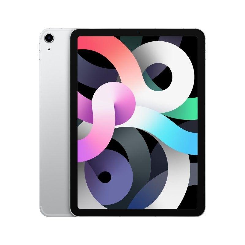 "iPad Air 2020 10.9"" 256GB Wifi + Cellular Plata"