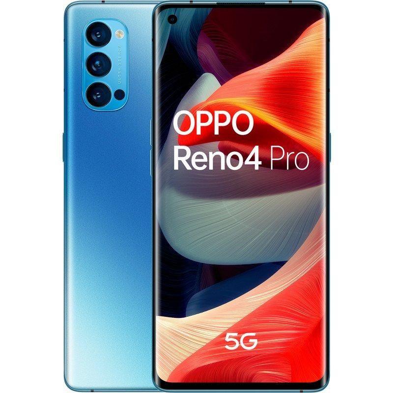 Oppo Reno4 Pro 5G 256GB Galactic Blue Libre