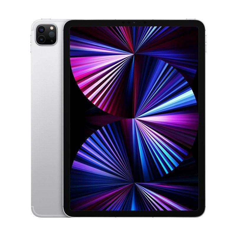"""iPad Pro 11"""" 128GB Wifi+Cellular 5G Plata 2021"""