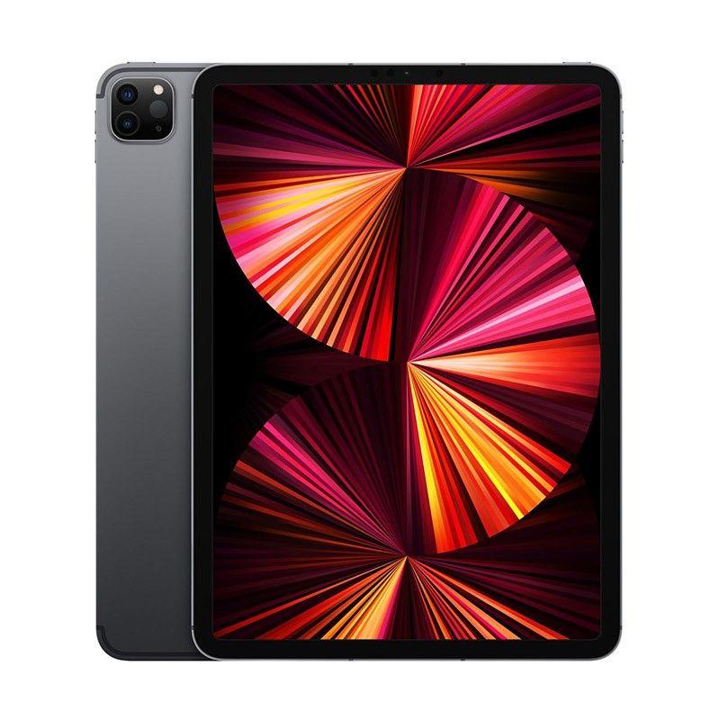"iPad Pro 11"" 256GB Wifi+Cellular 5G Gris Espacial 2021"