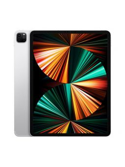 """iPad Pro 12.9"""" 128GB Wifi+Cellular 5G Plata 2021"""