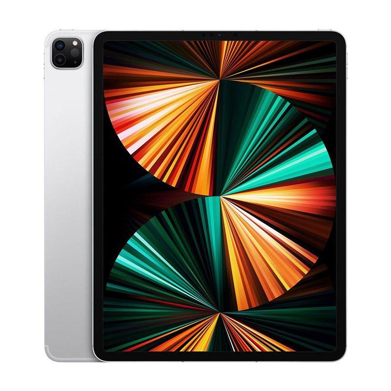 """iPad Pro 12.9"""" 512GB Wifi+Cellular 5G Plata 2021"""