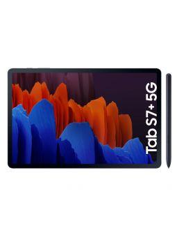 "Samsung Galaxy Tab S7 Plus 12.4"" 256GB 5G Negra"