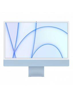 """Apple iMac M1 8GB 256GB SSD GPU 7 Núcleos 24"""" 4.5K Retina Azul"""