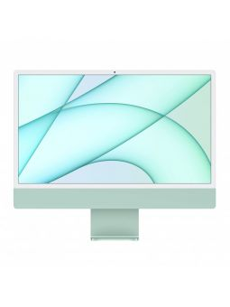 "Apple iMac M1 8GB 256GB SSD GPU 7 Núcleos 24"" 4.5K Retina Verde"