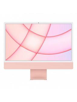 """Apple iMac M1 8GB 512GB SSD GPU 8 Núcleos 24"""" 4.5K Retina Rosa"""