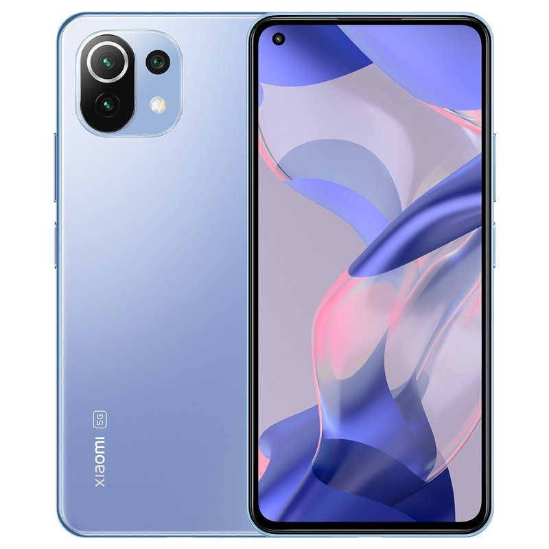 Xiaomi 11 Lite 5G NE 128GB 6GB Azul Libre