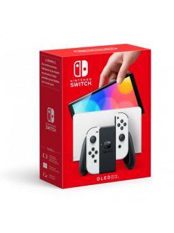 Nintendo Switch OLED Blanca